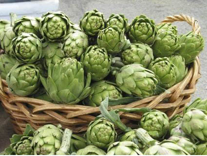 artichoke-season